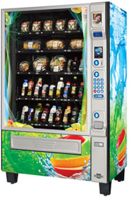 Healthy Vending Machines San Fernando Valley