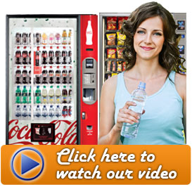 Vending Machines Vending Service San Fernando Valley